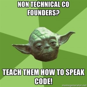 Teach them how to speak code!